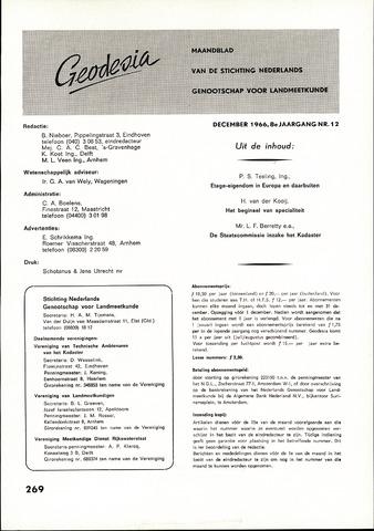 (NGT) Geodesia 1966-12-01