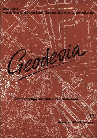 (NGT) Geodesia 1978-12-01