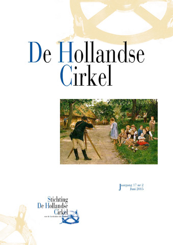 De Hollandse Cirkel (DHC) 2015-06-01