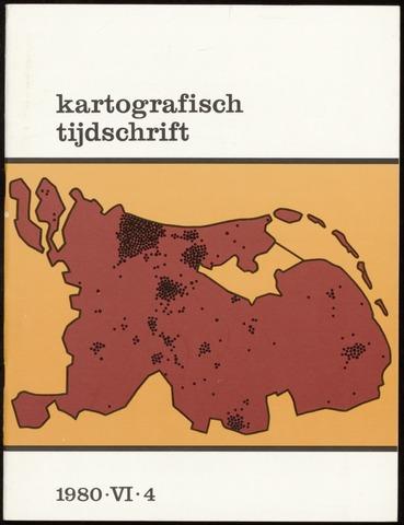 Kartografisch Tijdschrift 1980-10-01