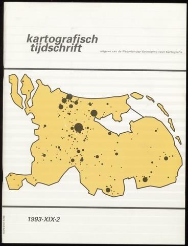Kartografisch Tijdschrift 1993-04-01