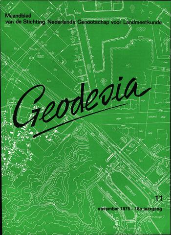 (NGT) Geodesia 1976-11-01