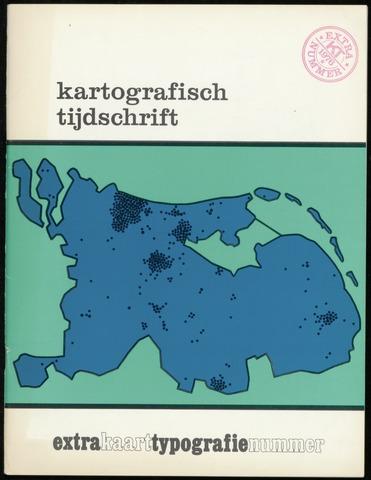 Kartografisch Tijdschrift 1976-10-01