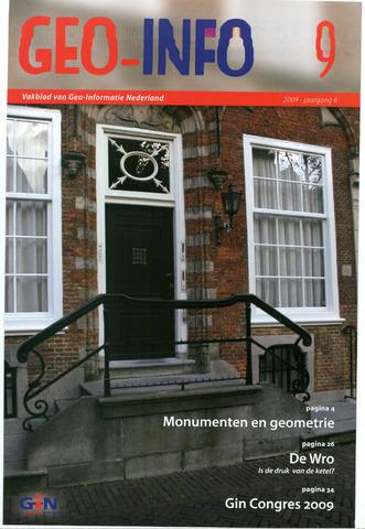 Geo-Info 2009-09-01