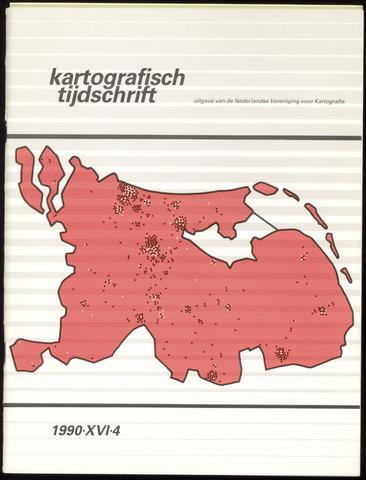 Kartografisch Tijdschrift 1990-10-01