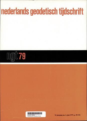 Nederlands Geodetisch Tijdschrift (NGT) 1979-06-01