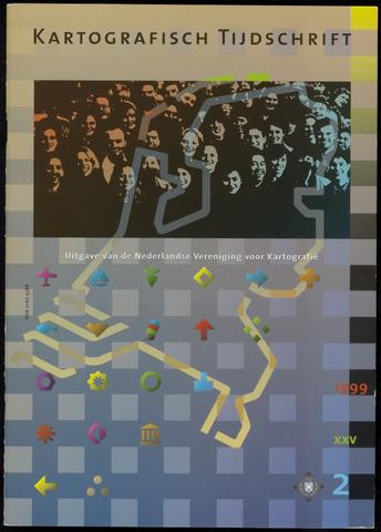 Kartografisch Tijdschrift 1999-04-01