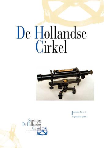 De Hollandse Cirkel (DHC) 2010-09-01