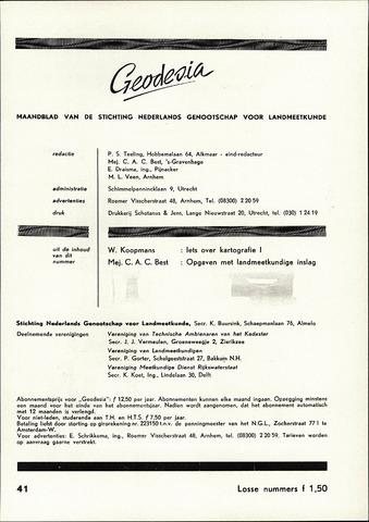 (NGT) Geodesia 1960-03-01
