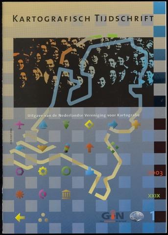 Kartografisch Tijdschrift 2003-01-01