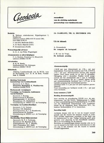 (NGT) Geodesia 1970-12-01