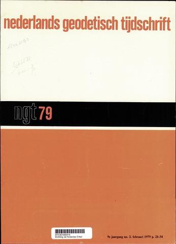 Nederlands Geodetisch Tijdschrift (NGT) 1979-02-01