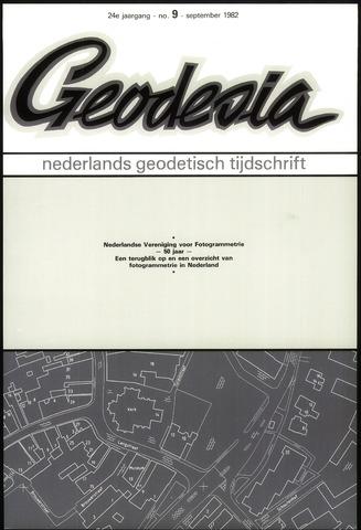 (NGT) Geodesia 1982-09-01