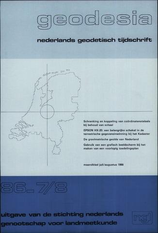 (NGT) Geodesia 1986-07-01