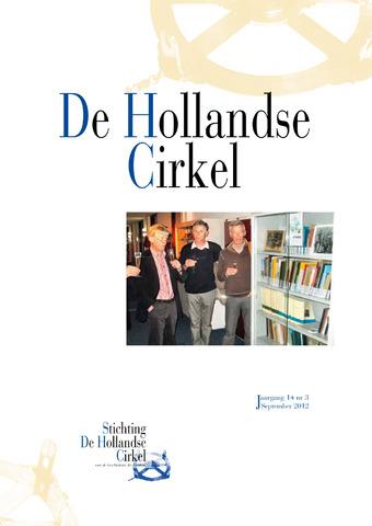 De Hollandse Cirkel (DHC) 2012-09-01