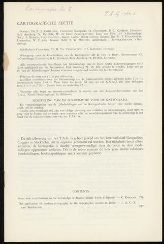 Kartografie 1960-07-01