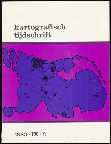 Kartografisch Tijdschrift 1983-07-01