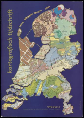 Kartografisch Tijdschrift 1996-10-01