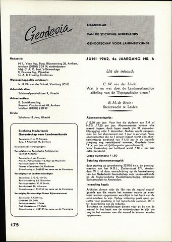 (NGT) Geodesia 1962-06-01
