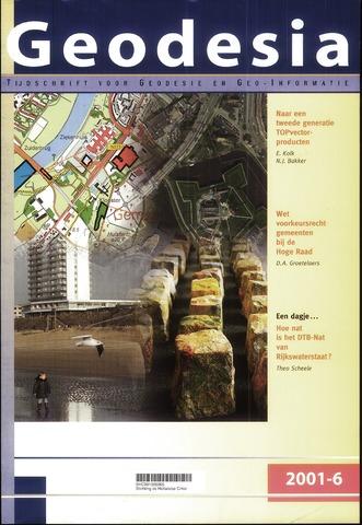 (NGT) Geodesia 2001-06-01