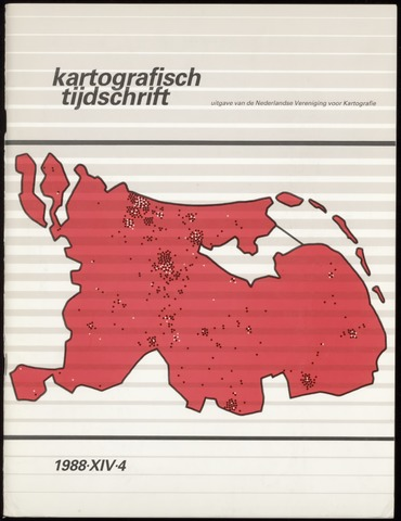 Kartografisch Tijdschrift 1988-10-01