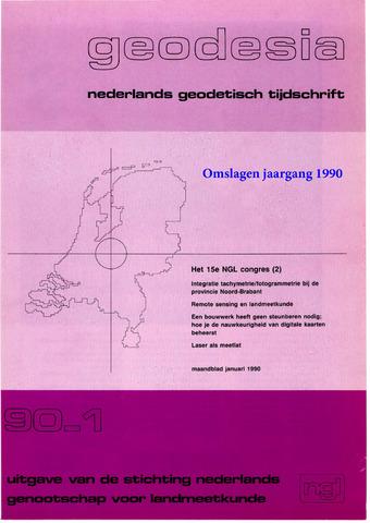 (NGT) Geodesia 1990-12-31
