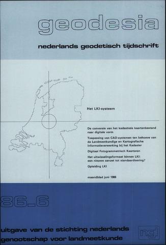 (NGT) Geodesia 1986-06-01