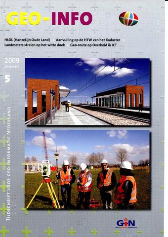 Geo-Info 2009-05-01