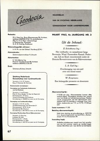(NGT) Geodesia 1962-03-01