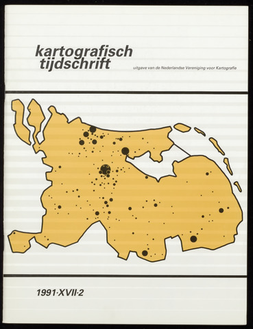 Kartografisch Tijdschrift 1991-04-01