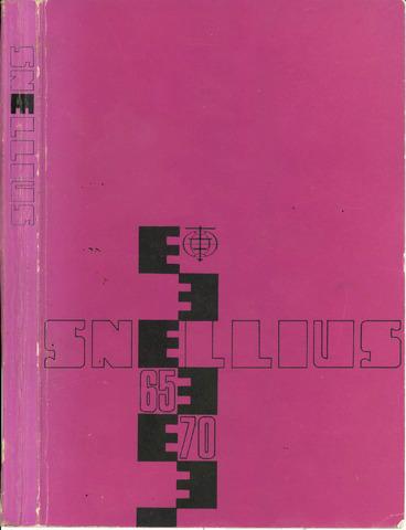 Lustrumboek Snellius 1970-01-01
