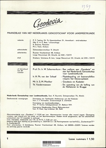 (NGT) Geodesia 1959-09-01