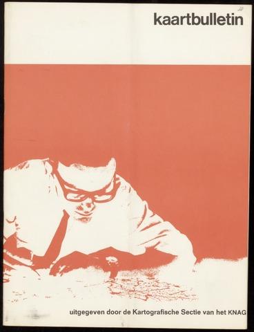 Kaartbulletin 1972