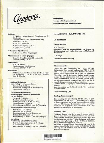 (NGT) Geodesia 1970-01-01