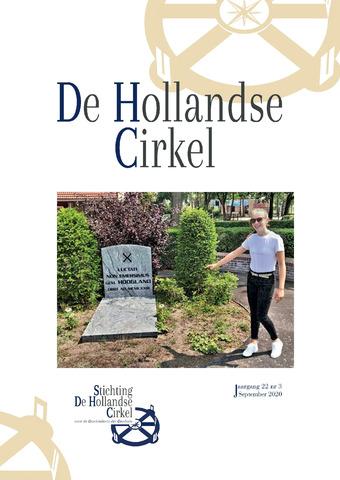 De Hollandse Cirkel (DHC) 2020-09-01