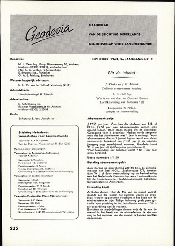 (NGT) Geodesia 1963-09-01