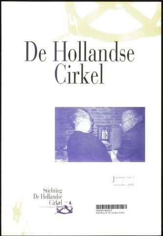 De Hollandse Cirkel (DHC) 2001-11-01