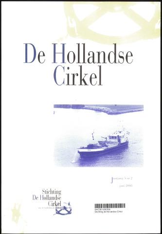 De Hollandse Cirkel (DHC) 2003-06-01