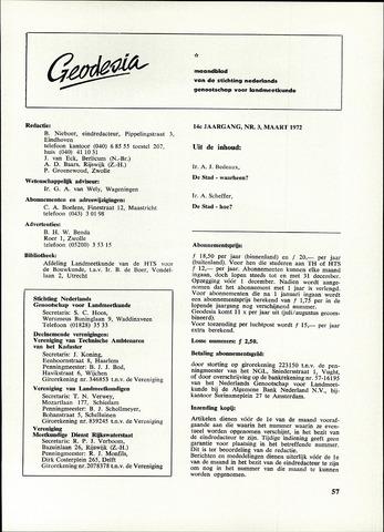 (NGT) Geodesia 1972-03-01
