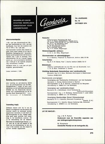 (NGT) Geodesia 1974-10-01