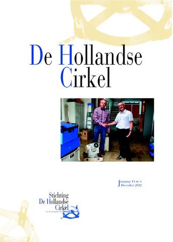 De Hollandse Cirkel (DHC) 2012-12-01