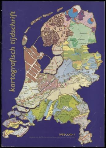 Kartografisch Tijdschrift 1996-01-01