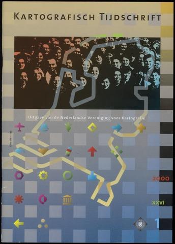 Kartografisch Tijdschrift 2000-01-01