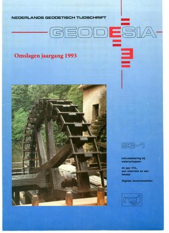 (NGT) Geodesia 1993-12-31