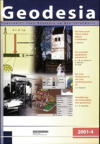 (NGT) Geodesia 2002-04-01