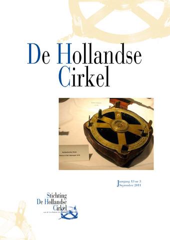 De Hollandse Cirkel (DHC) 2011-09-01