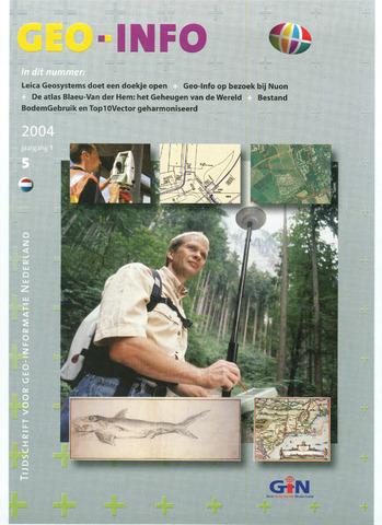 Geo-Info 2004-05-01
