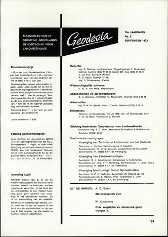 (NGT) Geodesia 1973-09-01