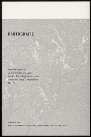 Kartografie 1969-10-01
