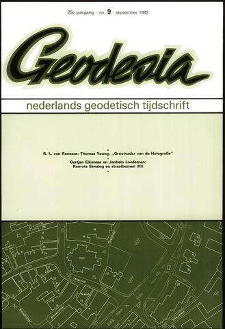 (NGT) Geodesia 1983-09-01
